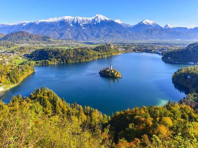 Lake Bled, Slovenian Alpine treasure